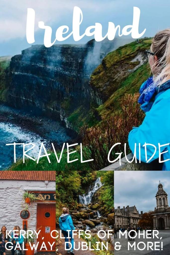 Planning a trip to Ireland? Check out this complete travel guide, that will take you to explore everything from the Killarney National Park to Dublin, from the Cliffs of Moher to Galway.