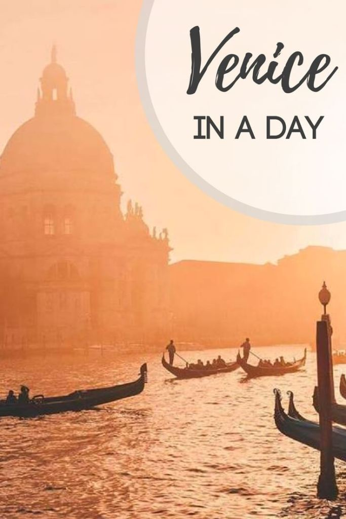 Venice is a beautiful city with lots of things to do and places to see. If you're going to be visiting for a short period of time, this 1-day guide will help you plan your trip and maximise your time in Venice, Italy!