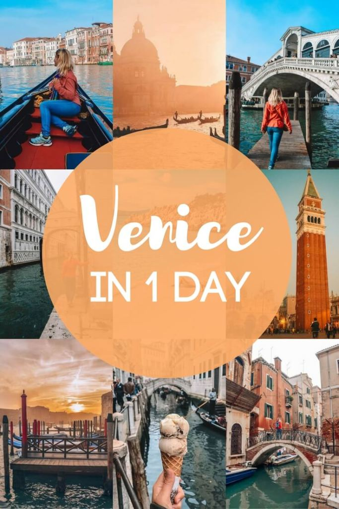 Planning a short trip to Venice? Find out all the best things to do and places to see in Venice if you're only visiting for 1 day.