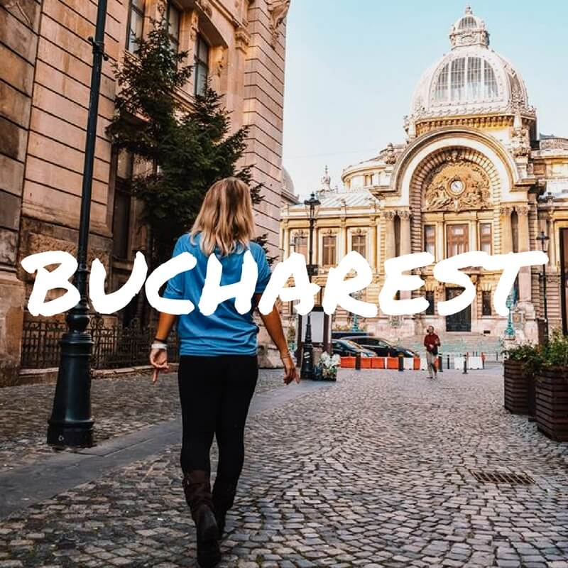 How To Spend A Weekend In Bucharest: Main Attractions & Alternative Tours