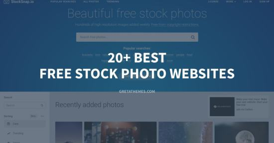 Best free stock photos websites