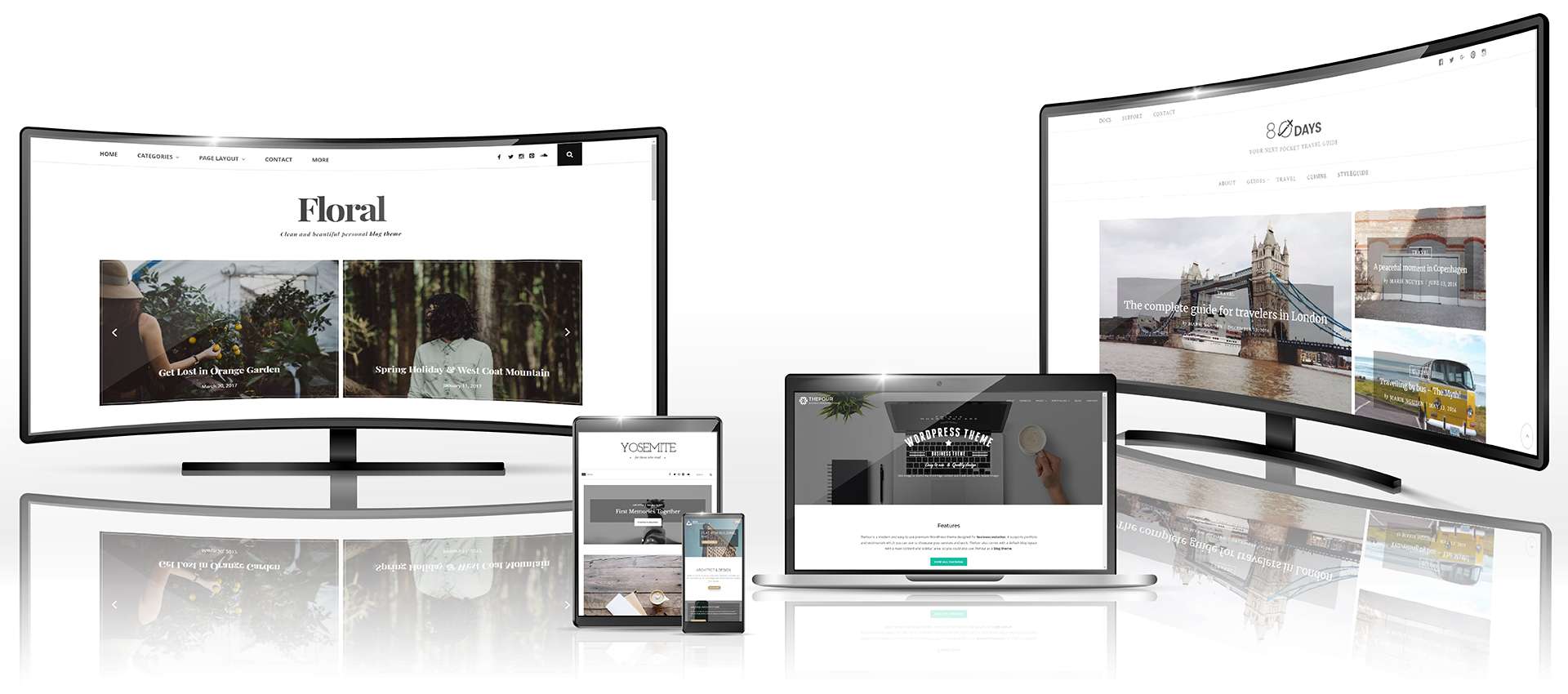 Gretathemes Free Premium Wordpress Themes And Templates