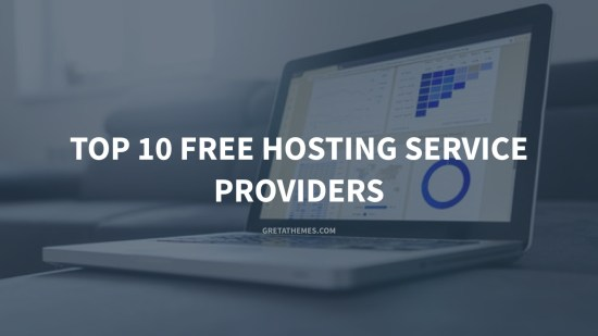 Top 10 free hosting service providers