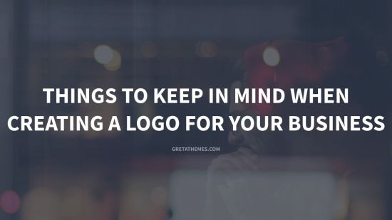 Things To Keep in Mind When Creating A Logo For Your Business