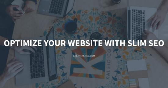 Optimize Your Website with Slim SEO