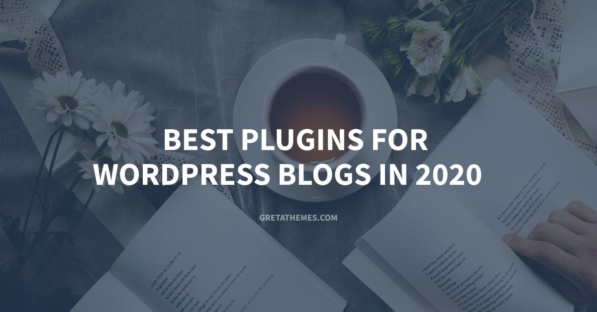 Best Plugins For WordPress Blogs