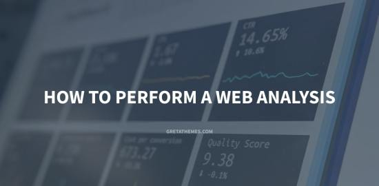 How to Perform a Web Analysis