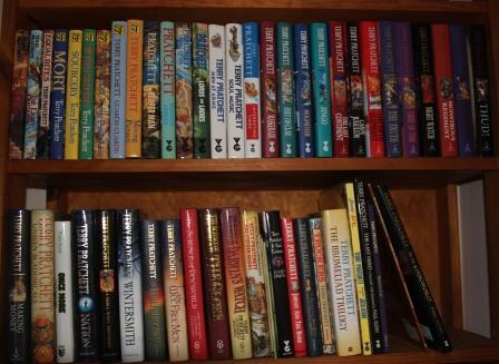 The wonderful worlds of Terry Pratchett