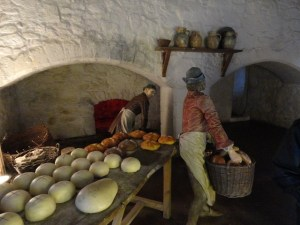 picture of people preparing bread