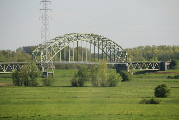 The 'bridge too far' - rebuilt