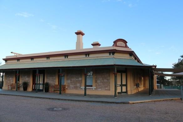 The Standpipe Motel