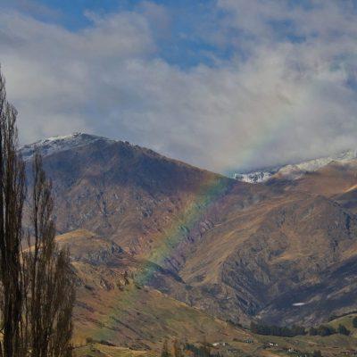 Arrowtown rainbow