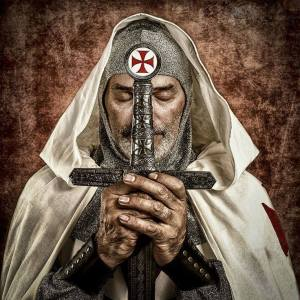 Templar Knight Prayer