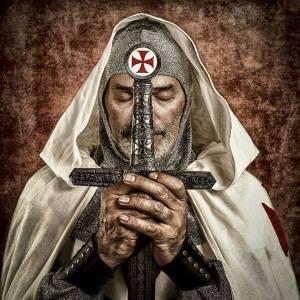 Templar Knight Prayer