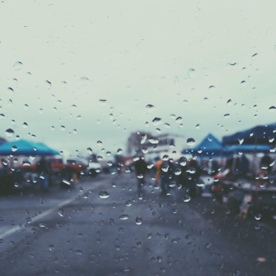 Warrior in the Rain