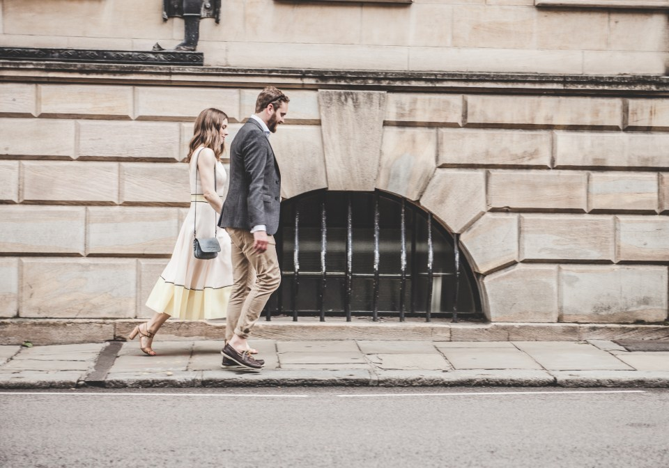 Actually, Chivalry Is Not Dead – I Saw Proof This Morning