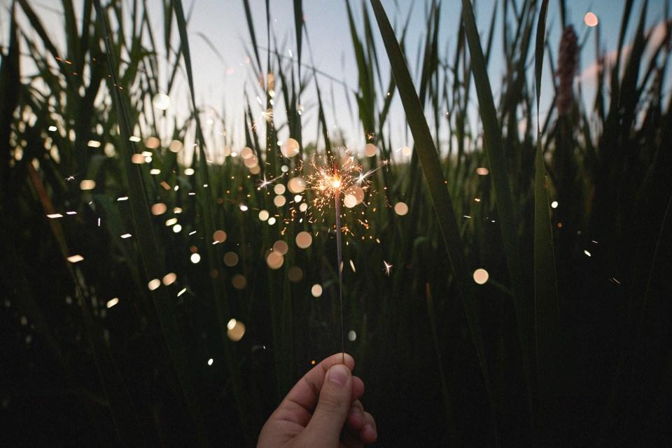 Folly and Sparks! Have a Joyful 4th!
