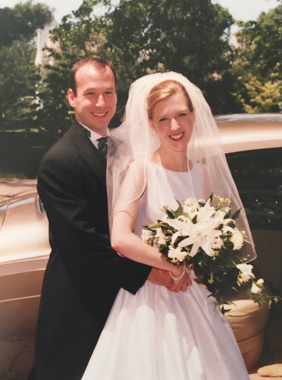 """All the Days of My Life"" – a guest post by my husband, Chris"