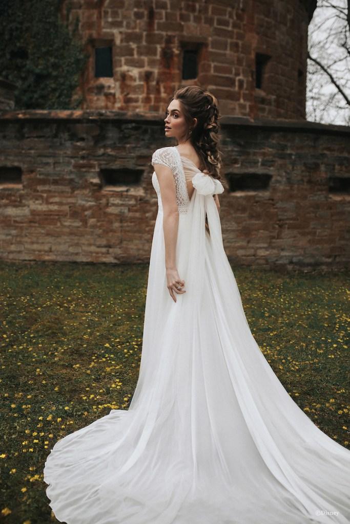 Disney princess wedding dress Rapunzel