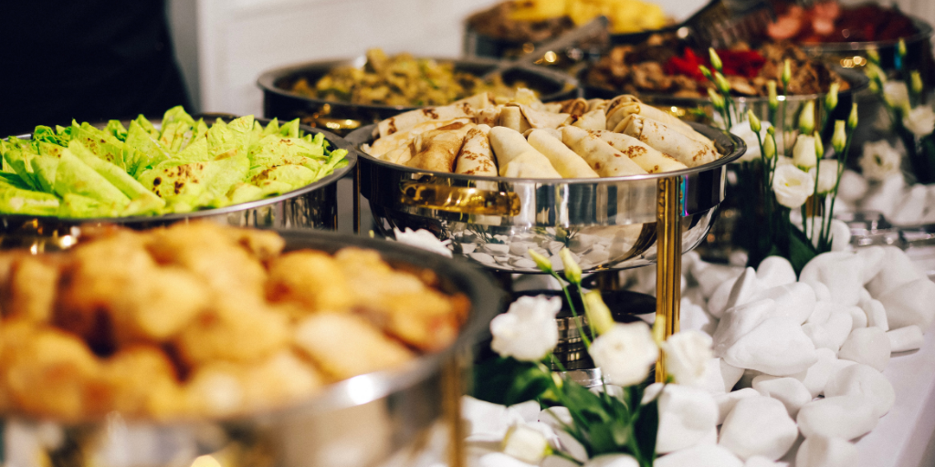 Indianapolis wedding caterers
