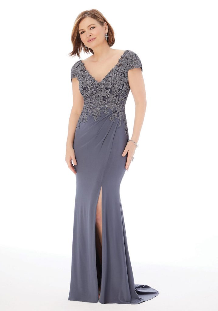 Morilee evening gown