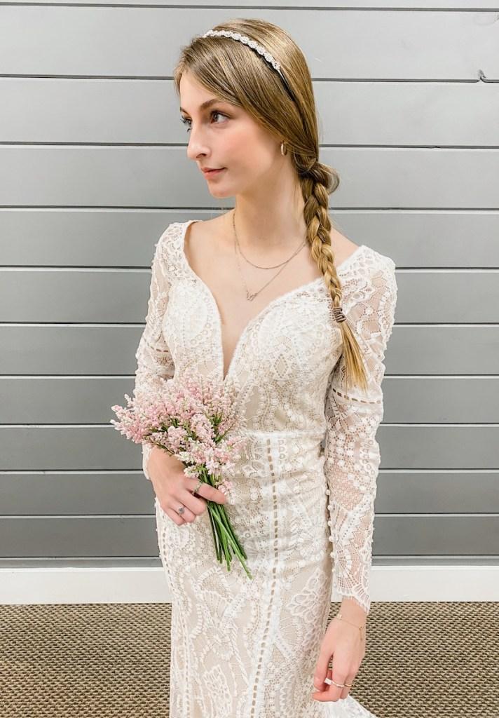 Bridal Fall 2021 wedding gowns