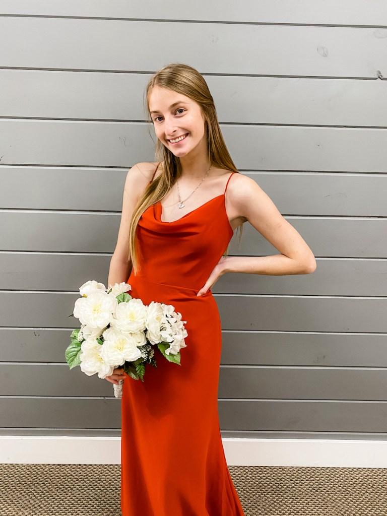 fall dresses for bridesmaids