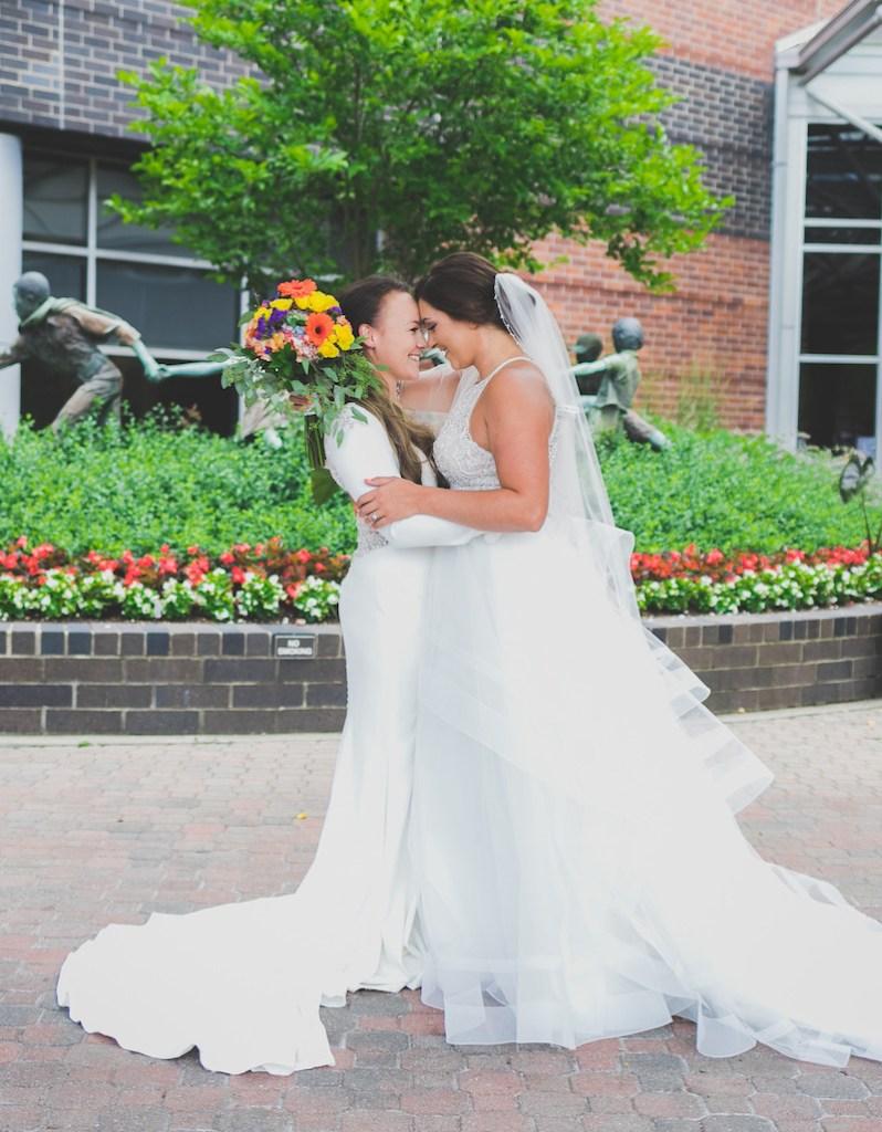 Pride month brides
