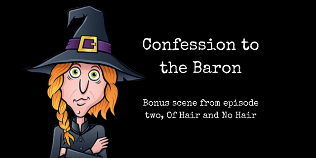 confession to the baron