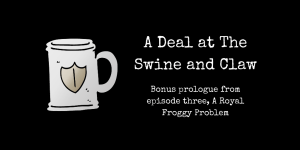 a deal at the swine and claw