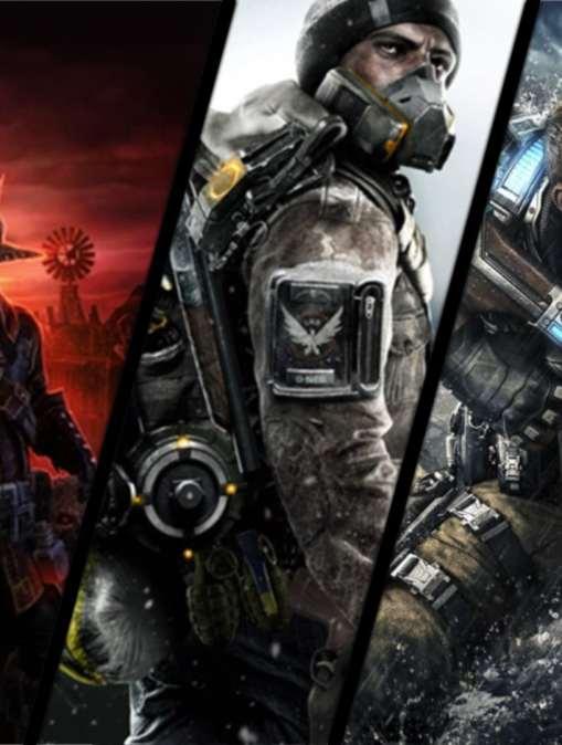 top 5 jeux vidéos 2016