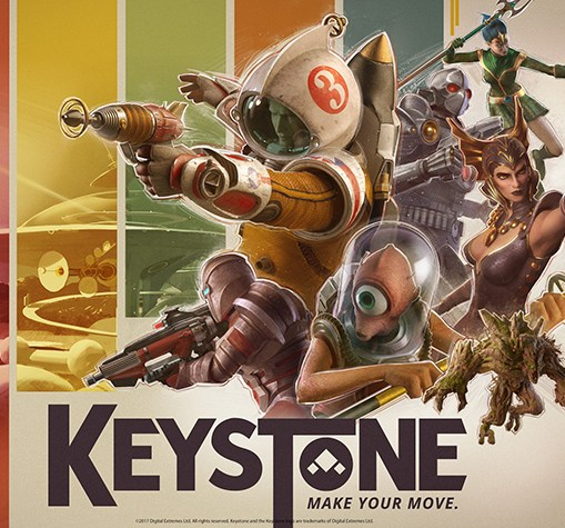 Keystone art digital extremes cover