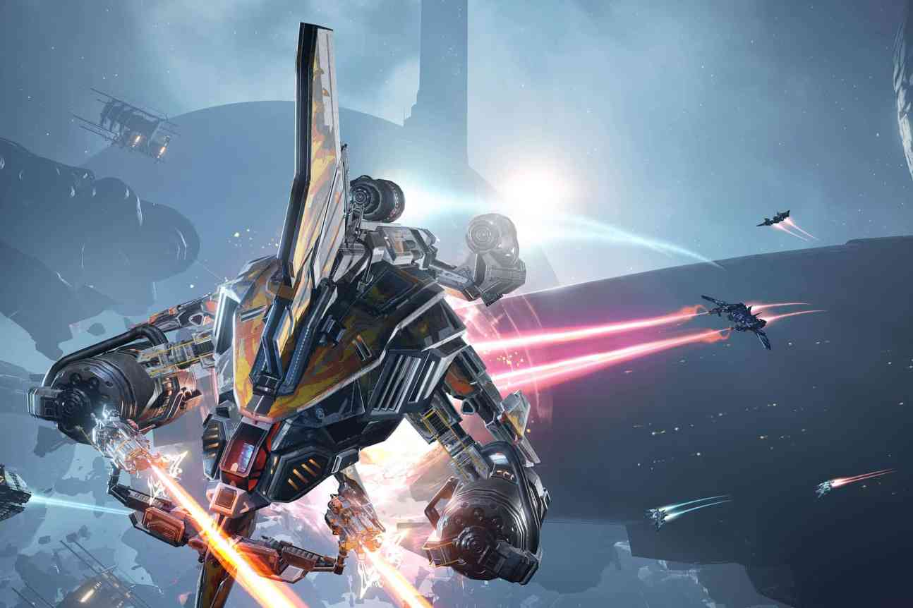 eve valkyrie warzone cover