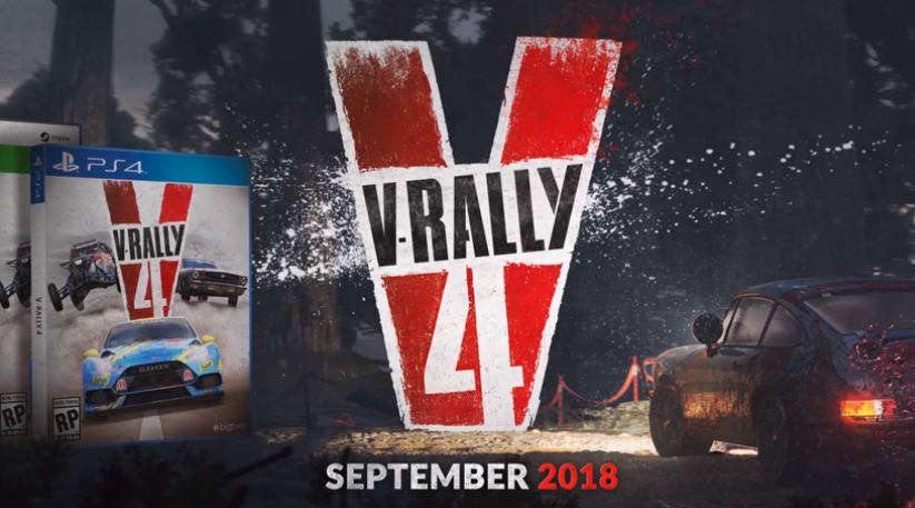 V-Rally 4 annonce