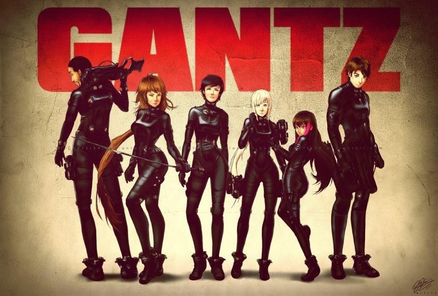 gantz geek contest