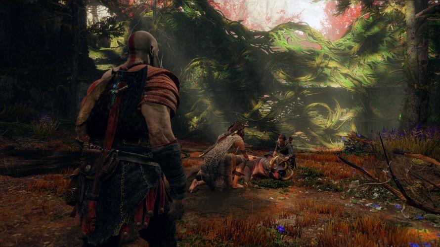God of War screenshots test