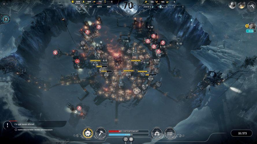Frostpunk Screenshot test