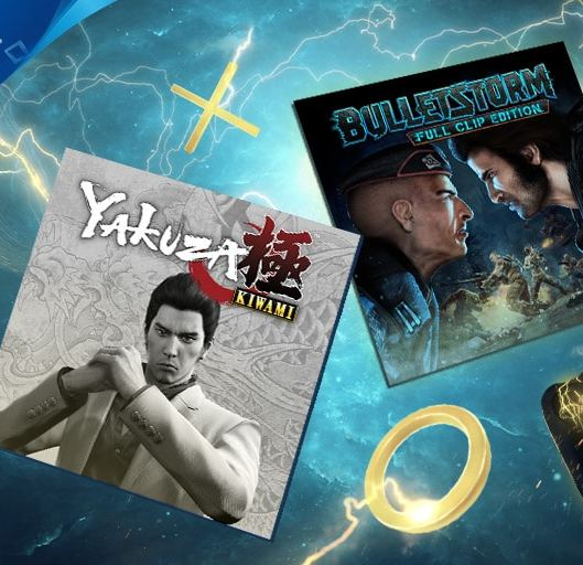 Playstation Plus - Novembre 2018