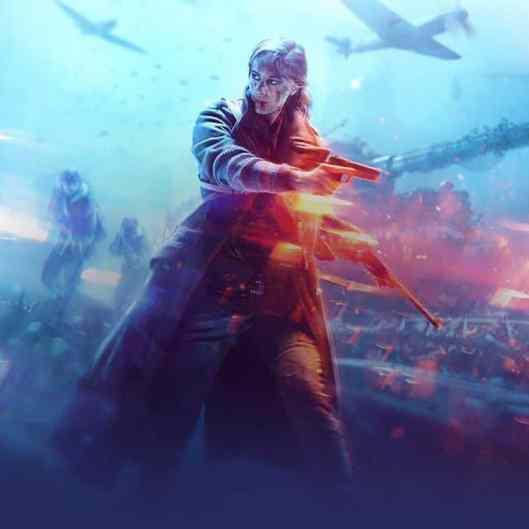 battlefield 5 cover