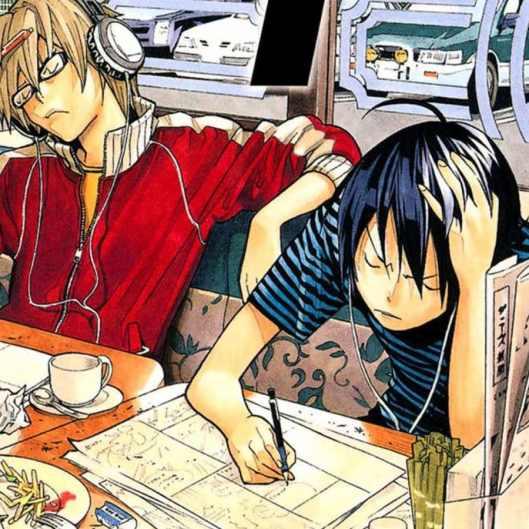 bakuman openings endings manga 2