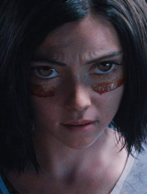 alita battle angel cover