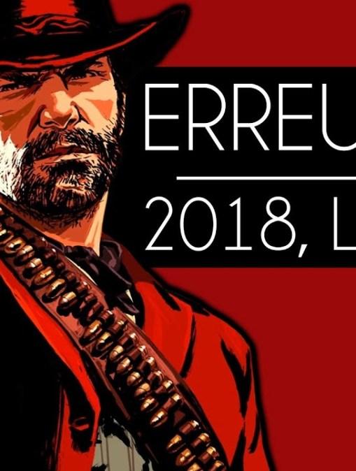 Erreur 404 : Bilan 2018 du jeu vidéo