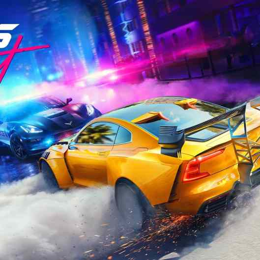 need for speed heat cover annonce