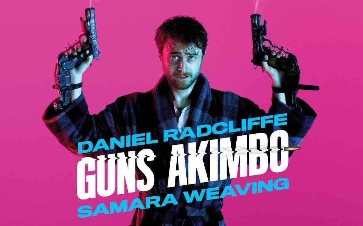 guns akimbo affiche cover