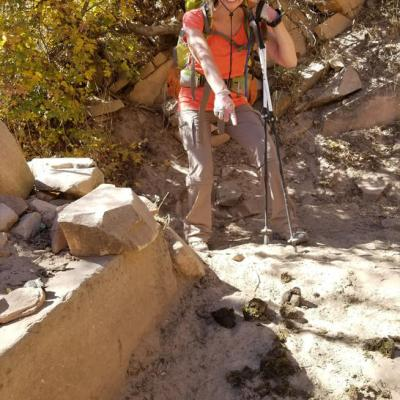 Grand Canyon backpacking begins with a three mile boo-boo