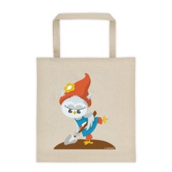 Grewwit Digging Garden Tote bag