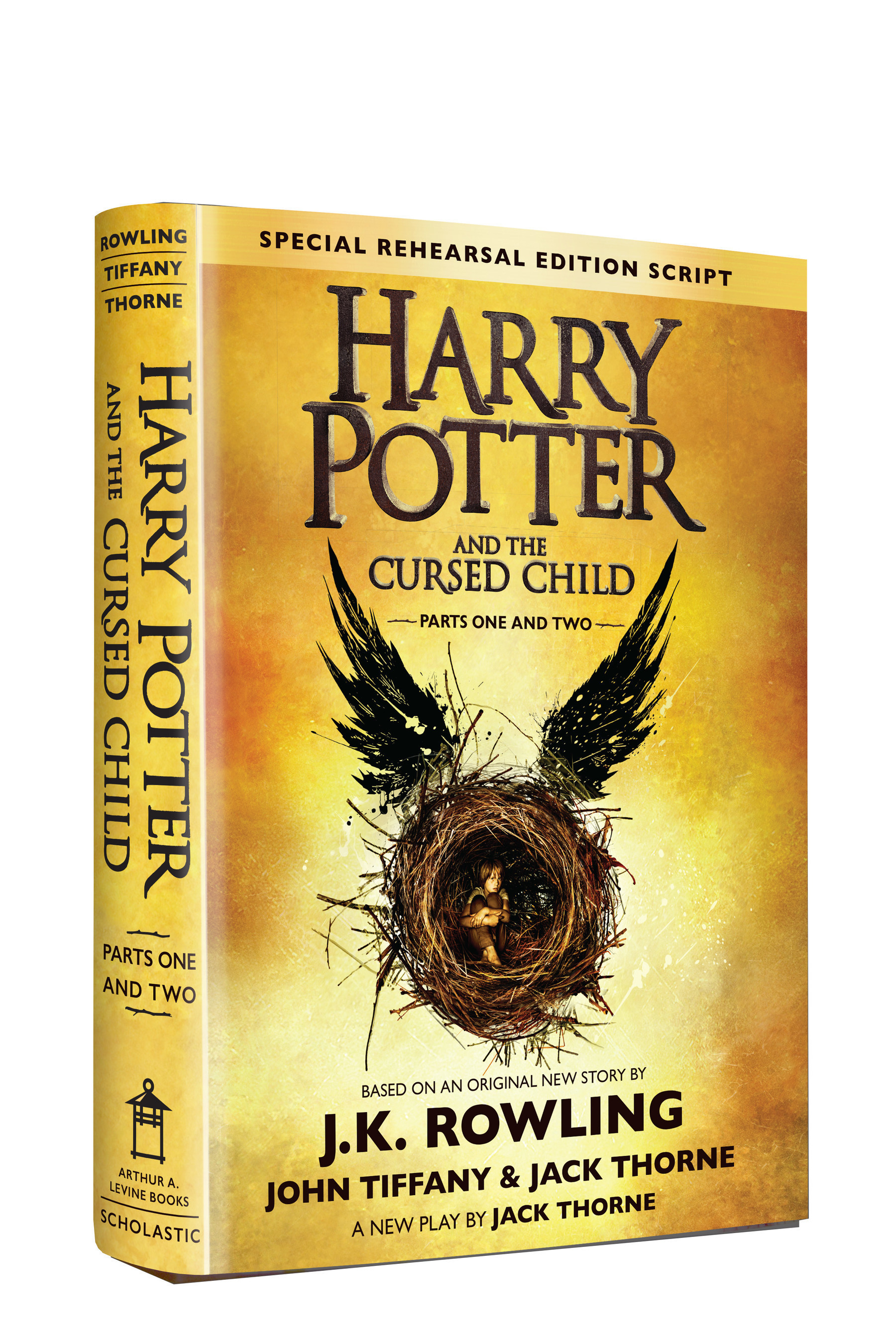 2 Days 2 Million Copies Of New Harry Potter Book Sold