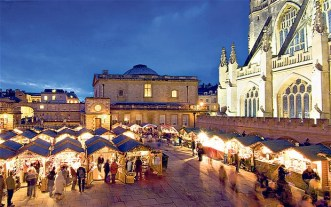 Bath Christmas Market
