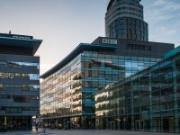 BBC at Media City