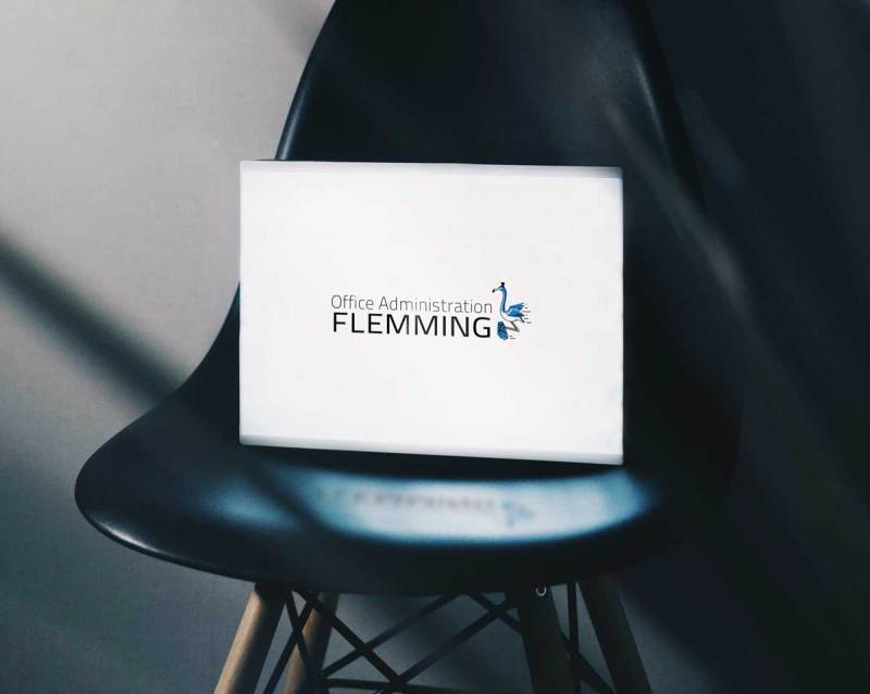 Office Administration Flemming finales Logo
